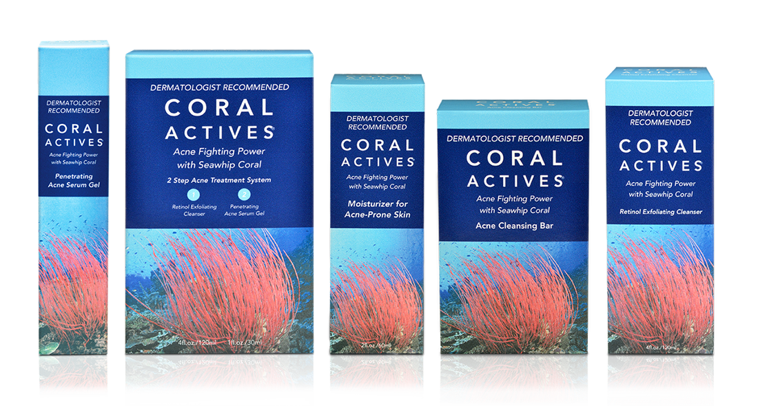CORAL ACTIVE
